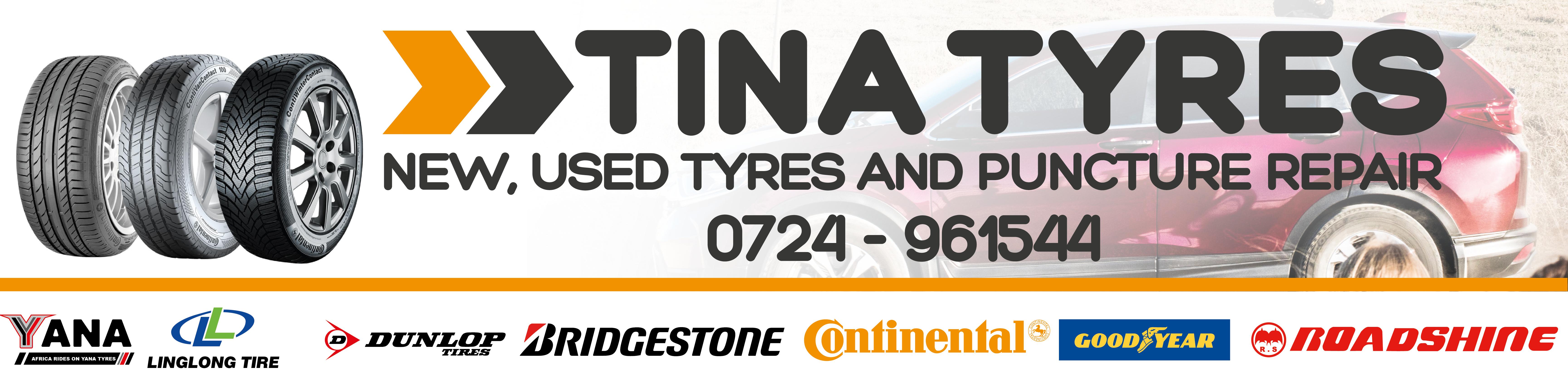 Tina Tyres