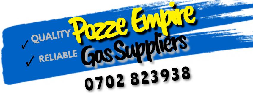 Pozze Empire Gas Suppliers